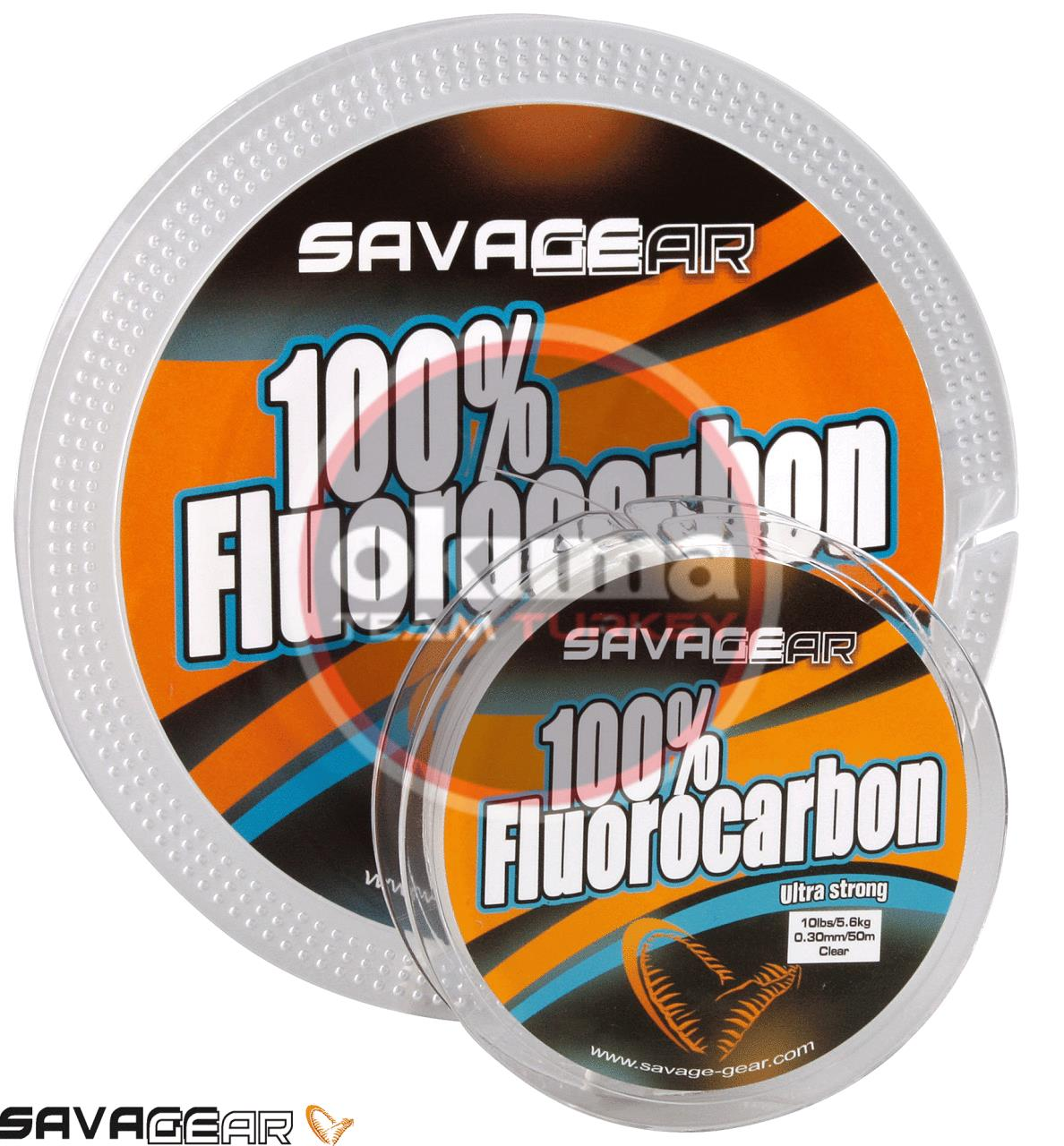 Savage gear 100 % Fluoro Carbon